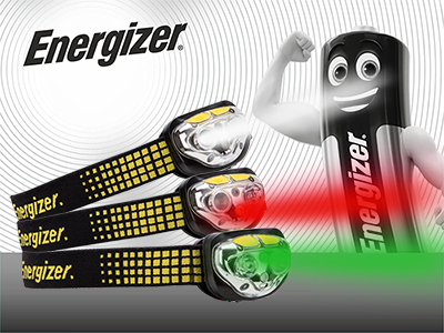 Energizer Torches & Headlamps