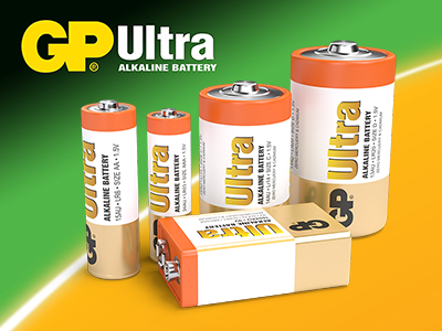 Gp Batteries Aa Aaa 9v C D And Specialist Batteries